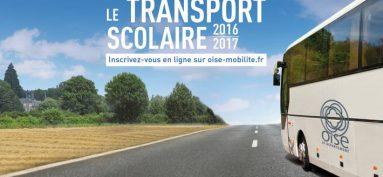 Transports scolaires – Oise Mobilité